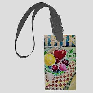 #2 of KITCHEN Bright Acrylic Pai Large Luggage Tag