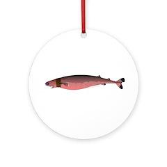 Cookiecutter Shark Ornament (Round)