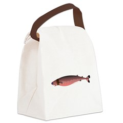 Cookiecutter Shark c Canvas Lunch Bag