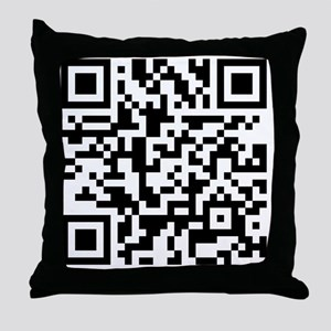 Rock out with your Cock out!!!! Throw Pillow