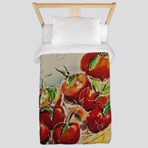 #7 of KITCHEN Bright Acrylic Painting S Twin Duvet