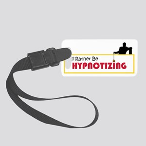 rather_be Small Luggage Tag