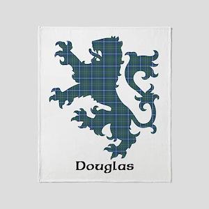Lion - Douglas Throw Blanket