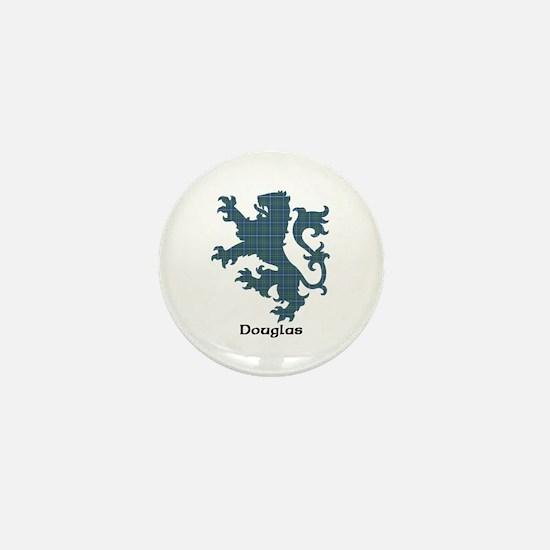 Lion - Douglas Mini Button