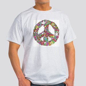 Peace & Love Light T-Shirt