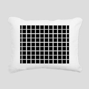 blocks Rectangular Canvas Pillow
