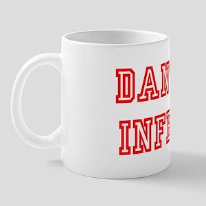 DANTES INFERNO Mug