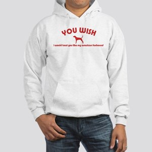 American Foxhound Hooded Sweatshirt
