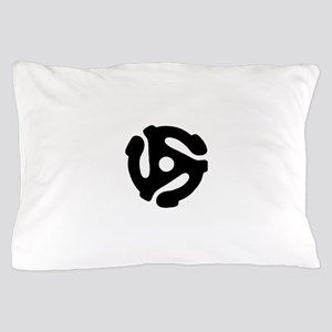 45 Record Adapter Pillow Case