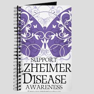 Alzheimers-Butterfly Journal