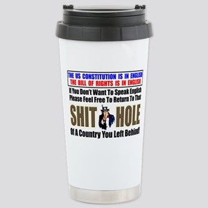 HOLE Stainless Steel Travel Mug
