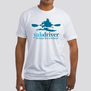 yakdriver -Salmon River T-Shirt