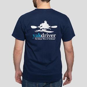Yakdriver -Salmon River T-Shirt