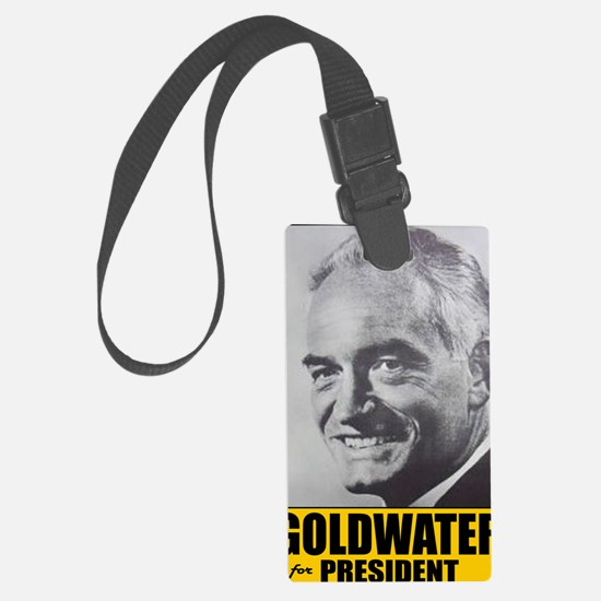ART Goldwater for President Luggage Tag