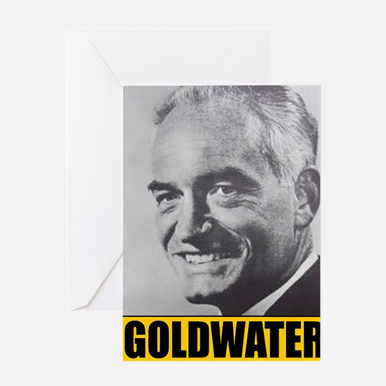 ART Goldwater for President Greeting Card