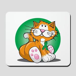 Organ-Donor-Cat-blk Mousepad