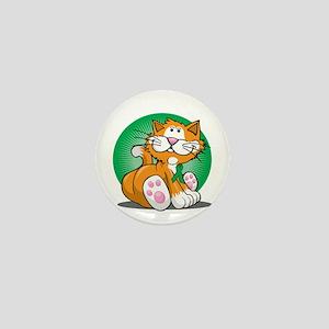 Organ-Donor-Cat-blk Mini Button