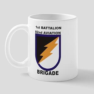 1st Battalion 82nd Aviation Brigade Mug
