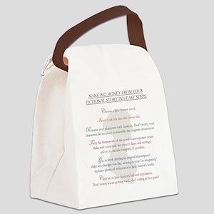 austenlist Canvas Lunch Bag