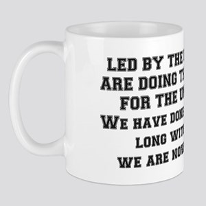 WE THE WILLING Mug