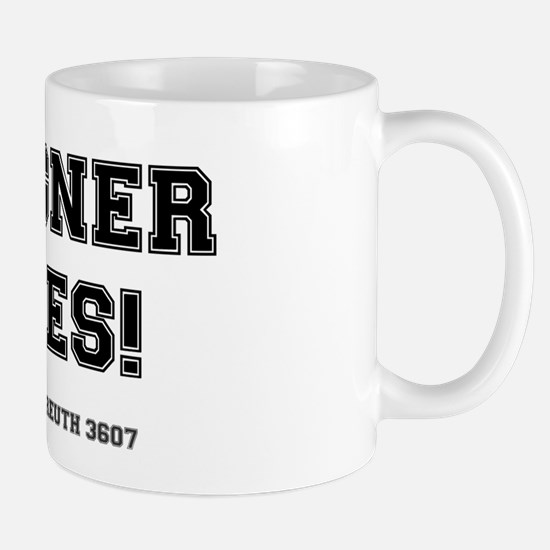 2-WAGNER LIVES Mug