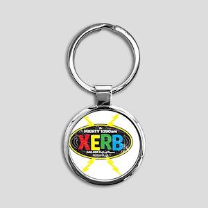RB_XERB Round Keychain