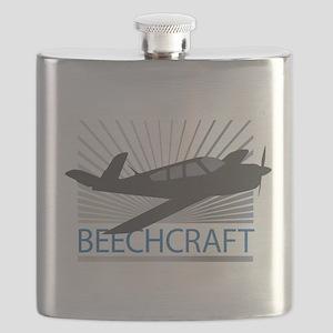 Aircraft Beechcraft Flask