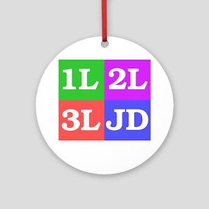 337b Round Ornament