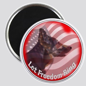 GSD freedom ring Magnet