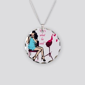 thats_what_he_said_1 Necklace Circle Charm