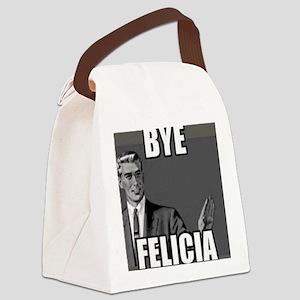 Bye Felicia Canvas Lunch Bag