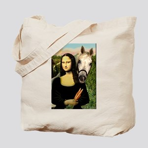 Mona's Arabian Horse (#1) Tote Bag