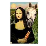Mona's Arabian Horse (#1) Postcards (Package of 8)