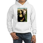 Mona's Arabian Horse (#1) Hooded Sweatshirt