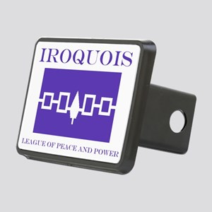 3-IROQUOIS Rectangular Hitch Cover