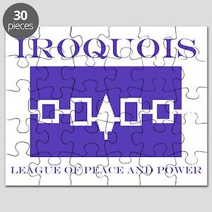 3-IROQUOIS Puzzle