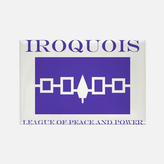 3-IROQUOIS Rectangle Magnet
