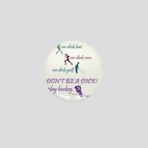 2-baseball_runner_golf_hockey Mini Button