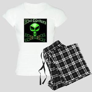 EvilAlienSkullNecks Women's Light Pajamas