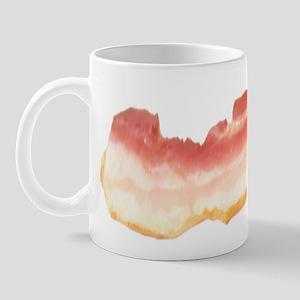 Greasy Raw Bacon Mug
