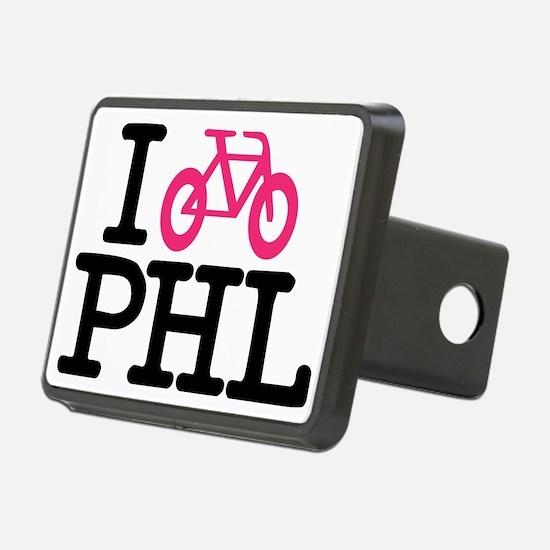 2-bike phl cafe press lg.e Hitch Cover