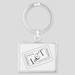 LCT logo Landscape Keychain