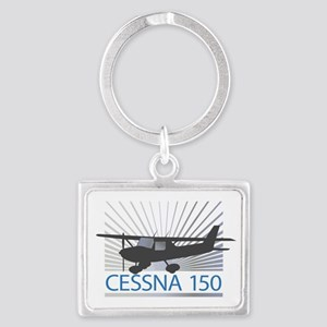 Aircraft Cessna 150 Keychains