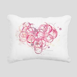 wineteenowinenames Rectangular Canvas Pillow
