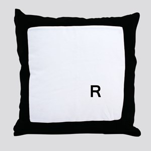3-Stick It Throw Pillow