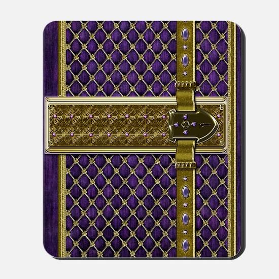 2-fairytale-purple Mousepad