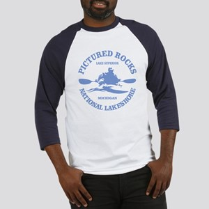Pictured Rocks (rd) Baseball Jersey