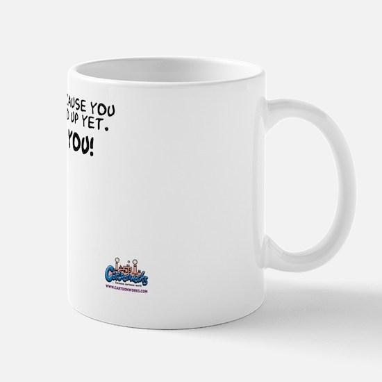 2VRCardFlap Mug