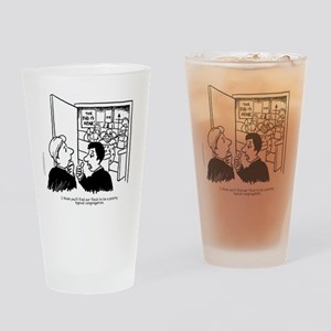 4CardCover Drinking Glass