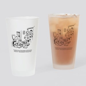11CardCover Drinking Glass